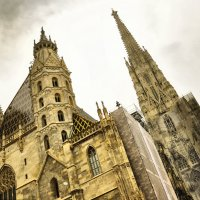 Собор в Вене. Австрия :: Hanna Rzh