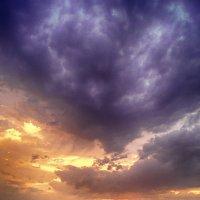 закат :: Анна Кухар