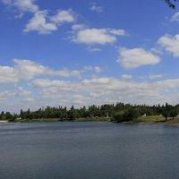 Комсомольское озеро :: Svetlana Bikasheva