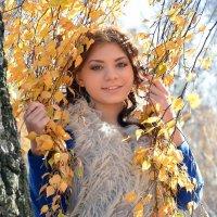 мисс золотая осень :: Vladislav Rogalev