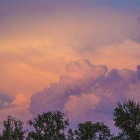 Закат, облака... :: Владимир Шашкин