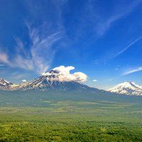 вулканы :: Ingwar
