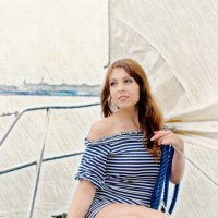 Морской фото-пленэр :: андрей мазиков