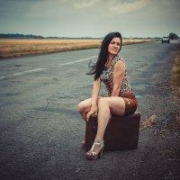 Автостопом..... :: Nataliya Oleinik
