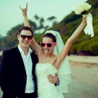 Свадьба на море :: Наталья Самойлова