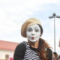 Поцелуй в  гриме :: Анастасия Радыно