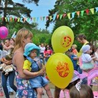 День защиты детей :: Angelika Faustova