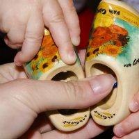 Амстердамский башмачок в маленьких ручках :: Anna Khovrenkova ...