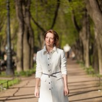 в парке :: Сергей Тетерев