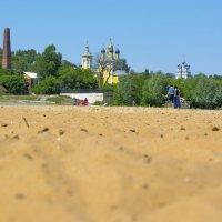 г.МУРОМ,пляж у реки - ОКА :: Алексей -