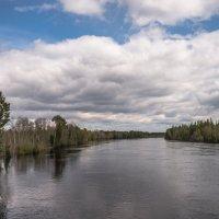 Сибирская река Ляма!... :: Анатолий Бахтин