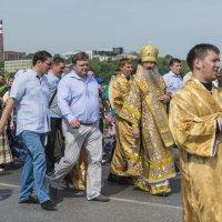 Марк - митрополит Вятский и Слободской :: Юрий Митенёв