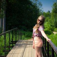 На мосту :: Александра Сучкова