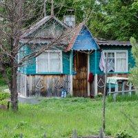 Домик в деревне :: Alexey Bogatkin