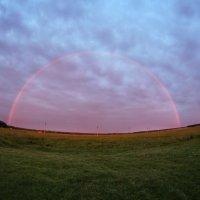 Вечерняя радуга :: Александр Макаревич