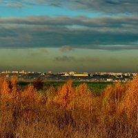 Панорама города Владимира. :: Анатолий Борисов