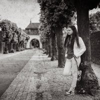 """"""" Хорошая девочка Лида. А чем же она хороша?!.."""" (с) :: Дмитрий Мантуш"""
