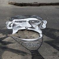 Вот такие дороги в центре Одессы :: Виталий Ярко