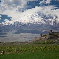 Армения :: Татьяна Чермашенцева(Сhe)