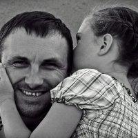 тато завжди вислухає! :: Angelina Bandura