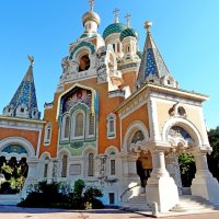Русская церковь в Испании :: Ирина Kivi