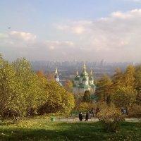 Киево-Выдубицкий монастырь :: Светлана Волина