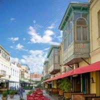 Старый Тбилиси :: Татьяна Чермашенцева(Сhe)