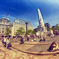 Полдень в Амстердаме... :: АндрЭо ПапандрЭо