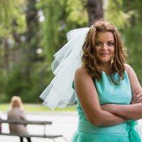 Замерзшая невеста :: Мария Арбузова