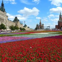 Москва :: Надя Попова