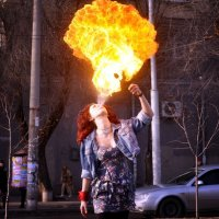 И вспыхнет пламя :: Владимир Ткаченко