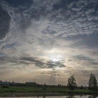 Утреннее небо :: Олег Козлов