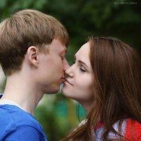 Ванечка и Светлана :: Katerina Lesina