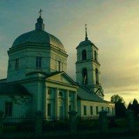 Знаменская церковь :: Сергей Кочнев