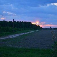 По дороге в небеса :: Евгения Бакулина