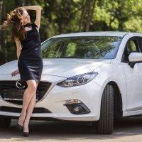 Mazda girl :: Ivan Pavlov