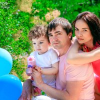 Семья :: Александр Лукин