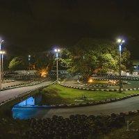 Карт-трасса ночью. Паттая :: Вадим Куликов