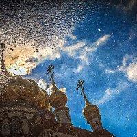 Отражение собора Рождества Христова :: Татьяна Загара