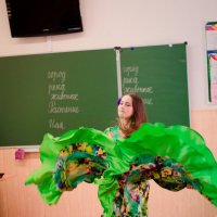 танец :: Алёна Колесова