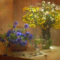Полевые цветы :: Юлия Эйснер