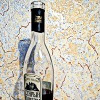 Неряшливый  коньяк :: Андрей Смирнов