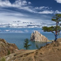 Холодные воды Байкала :: Александр Смирнов