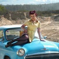 Девушка из 70-х :: DeDa_Anry Volchin