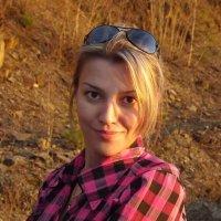На закате... :: Надежда Федяева
