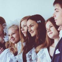 выпускницы :: Андрей Пашков