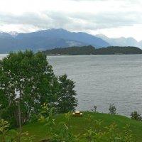 Норвежские пейзажи :: Татьяна Черняева