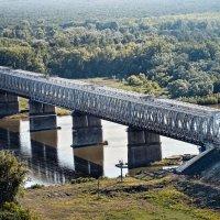 Мост через реку Акидель :: Георгий Морозов