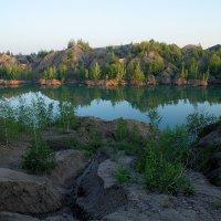Затерянное озеро :: Юрий Морозов