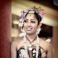 """Красавица...(из серии """"Красочный праздник Шри Ланки"""") :: ОЛЬГА КОСТИНА"""